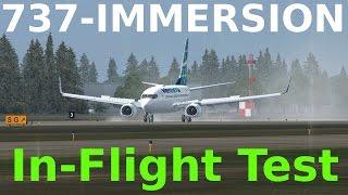 getlinkyoutube.com-[FSX] PMDG + 737-IMMERSION!! IN-FLIGHT TEST