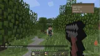 getlinkyoutube.com-[mod DayZ] Minecraft - Multiplayer #2 - Уф, я убил Юзю..
