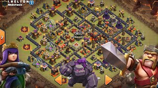 getlinkyoutube.com-Clash of Clans -O Melhor Layout de guerra CV10 /The Best Th10 war BASE
