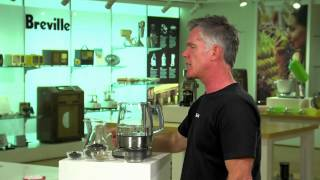 Breville Teamaker Product Demonstration