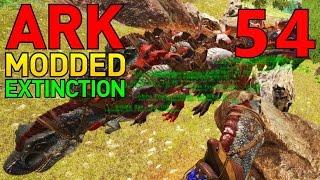getlinkyoutube.com-[54] Two Alpha Death Packs!!! (ARK Extinction Core - ARK Modded Survival Multiplayer S4)