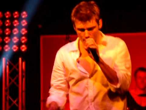 Nick Carter - Great Divide - 02.05.2011 Fritzclub Berlin