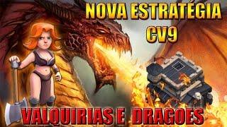 getlinkyoutube.com-PT CV9 com Valquirias e Dragões!!! Nova Estratégia!!!