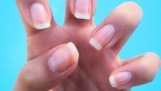 getlinkyoutube.com-Avoir des ongles longs et durs !