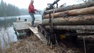 getlinkyoutube.com-Time to collect firewood
