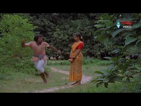 Mana Voori Pandavulu Telugu Movie Songs - Nalla Nallani - Geetha, Prasad Babu