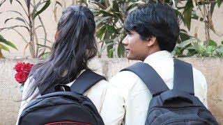 VALENTINE'S DAY SHORT FILM | SCHOOL LOVE STORY || MOHAK MEET || PANKHI