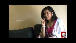 getlinkyoutube.com-Divyadarshini - Jolly Volly Interview | Ananda Vikatan