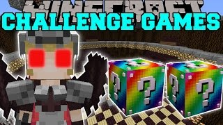 getlinkyoutube.com-Minecraft: VALKYRIE CHALLENGE GAMES - Lucky Block Mod - Modded Mini-Game
