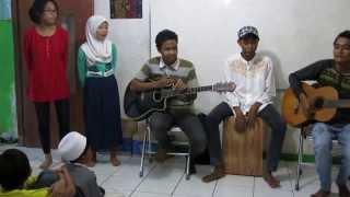 Ibu - Hadad Alwi Cover version by Childs Helena Akustik
