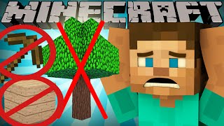 getlinkyoutube.com-If Wood was Rare - Minecraft