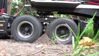 getlinkyoutube.com-tamiya scania R620   just playing