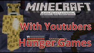 getlinkyoutube.com-Minecraft xbox 360 Hunger Games   With StampyLongHead and Youtubers   Mars Base