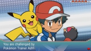getlinkyoutube.com-Pokemon Omega Ruby and Alpha Sapphire - Pokemon Trainer Ash (Kalos)