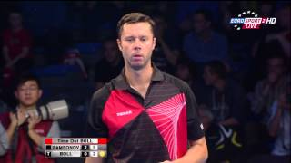 2013 Men's World Cup (ms-sf)  SAMSONOV Vladimir - BOLL Timo [Full Match|HD1080p]