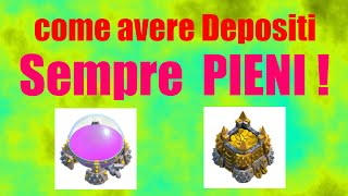 getlinkyoutube.com-Clash of Clans - Come avere sempre tante risorse