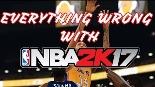 "getlinkyoutube.com-Everything Wrong With ""NBA 2K17 - #FRICTION"