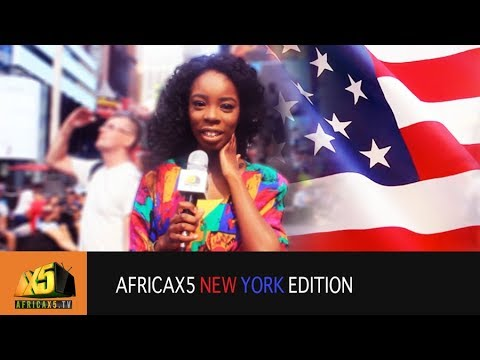 Africax5.tv New York Edition (Intro)