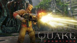 Quake Champions - BJ Blazkowicz Champion Trailer