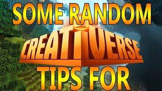 getlinkyoutube.com-Some Random Tips and Tricks for Creativerse!