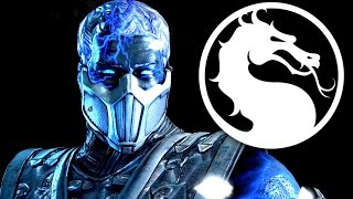 getlinkyoutube.com-Mortal Kombat X Cyber Robots Subzero & Kano PC Mods