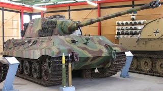 getlinkyoutube.com-Hidden treasures of World War II - Metal Detecting King Tiger and Panzer IV ammo
