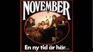 November - En ny tid är här FULL ALBUM 1970