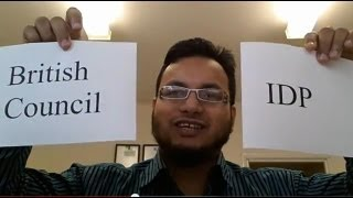 getlinkyoutube.com-IELTS IDP vs British Council Whats the difference Easier Harder Better SYED