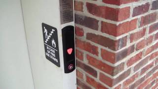 getlinkyoutube.com-Schindler Hydraulic Elevator @ Bedford County Courthouse Bedford VA for elevatorsonly