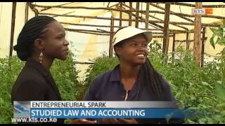 getlinkyoutube.com-ENTREPRENEURIAL SPARK:  AgriBusiness in Greenhouses. prt1