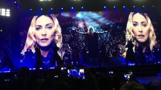 getlinkyoutube.com-Madonna - Opening/Iconic (Rebel Heart Tour @ United Center/Chicago)