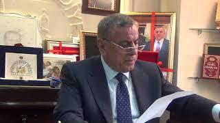 Midyat Belediye Başkanı Veysi Şahin, Basın Açıklaması