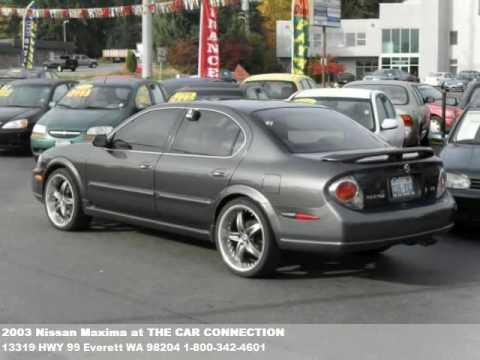 2003 Nissan Maxima Problems Online Manuals And Repair