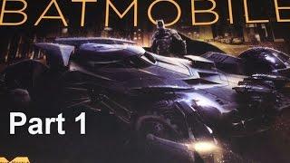 getlinkyoutube.com-Moebius Dawn of Justice Batmobile Build Part 1
