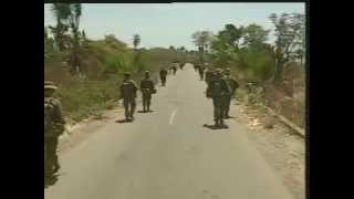 getlinkyoutube.com-Perang pertama TNI dan Pasukan Australia di Motain Perbatasan RI dan Timor Leste