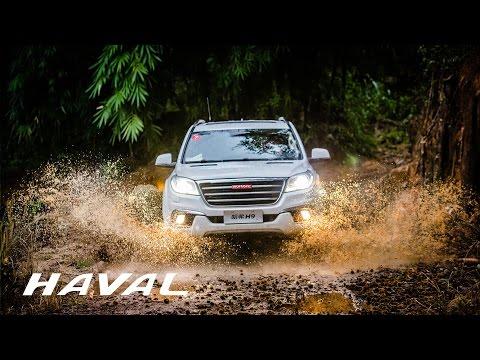 HAVAL Rainforest Challenge - H8 & H9(3)