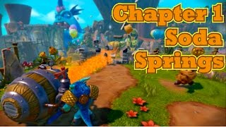 getlinkyoutube.com-Skylanders Trap Team - Part 1 - Chapter 1: Soda Springs - Hard Mode