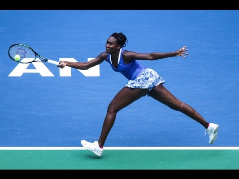 2015 Wuhan Open Semifinal | Venus Williams vs Roberta Vinci | WTA Highlights
