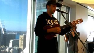 getlinkyoutube.com-Lane Boy (Acoustic) Twenty One Pilots - Tyler Joseph