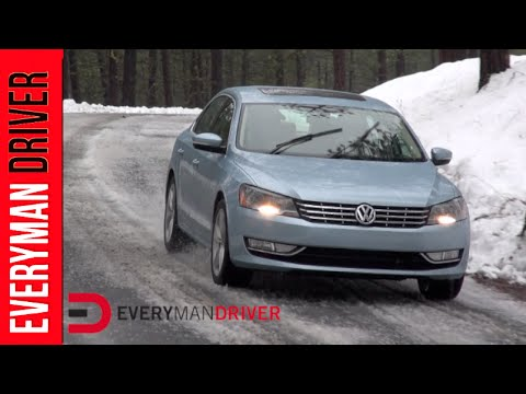 2013 Volkswagen Passat | New Car Review | on Everyman Driver