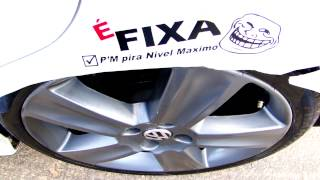 getlinkyoutube.com-Gol g3 | Baixo | FIXA + 17 205/40 ""