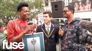 getlinkyoutube.com-Big Freedia Sets Guinness World Record Twerk