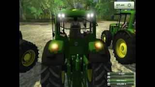 getlinkyoutube.com-Farming Simulator 2013: My John Deere Fleet!