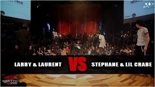 getlinkyoutube.com-Les twins VS Stephane and Lil crabe - step 1 (clash) | GS FUSION CONCEPT WORLD FINAL | HKEYFILMS