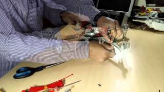 Cheerson CX 20: Montaje sobre Frame DJI 450 PARTE 2