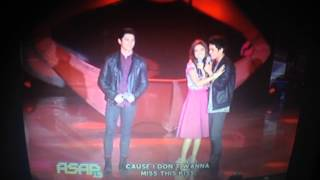 "getlinkyoutube.com-Nadine Lustre, James Reid and Joseph Marco singing ""This Kiss"" by Carly Rae Jepsen on ASAP"