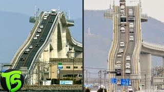 10 SCARIEST Bridges in the World | The Strangest