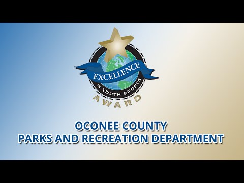 Oconee County Parks and Recreation Department (Ga.) wins Excellence in Youth Sports Award (2015)