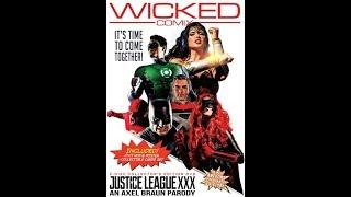 [ForThePlot] Justice League xxx parody PART1