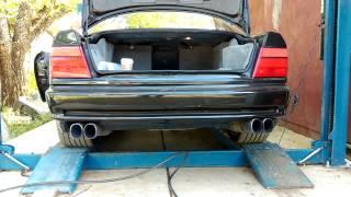 getlinkyoutube.com-BMW E31 1993 850ci (supercharged) first start!